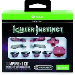 Killer Instinct Component Kit For Xbox Elite Wireless Controller Kids Game New