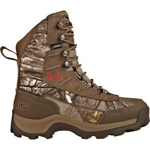Under Armour Women's Browtine Boot 800 Realtree APX 10 1240083-946-10