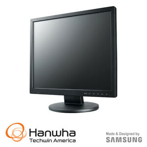 Samsung SMT-1914 19-inch HD 1280x1024 5ms LED Monitor for CCTV Applications