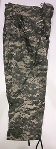 US Military Issue ACU Trousers Improved Rainsuit XX-LARGE NWT!