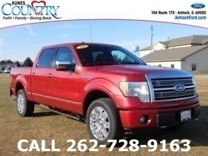 F-150 Lariat 2010 Ford F-150 Red Candy Metallic Tinted Clearcoat with 164514 Miles available