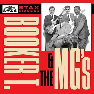 BOOKER T.& THE MG'S - STAX CLASSICS   CD NEW+