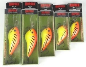 Rapala Sinking DIVES-TO Lures DT-4 DT-6 DT-10 DT-14 DT-16 ALL SIZES - GIRLFRIEND