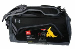 Under Armour UA x Project The Rock Contain Duo + Range Duffle Backpack Sold Out