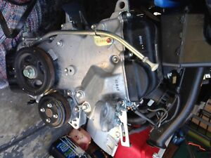 Motor for a Mitsubishi Mirage  2017 Three Cyc. Automatic With less than 20000