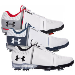 NEW 2017 Mens Under Armour Spieth One Golf Shoes - Choose Your Size