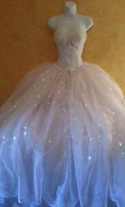 BUY THIS LOT GET 1 FREE - 60 PC LOT NEW FAIRYTALE WEDDING GOWNS