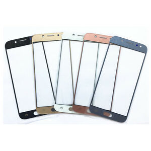 Replacement for Samsung Galaxy J7 Pro J730 2017 Front Outer Glass Screen Lens US