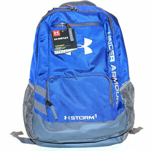Under Armour Storm Hustle II Backpack Blue