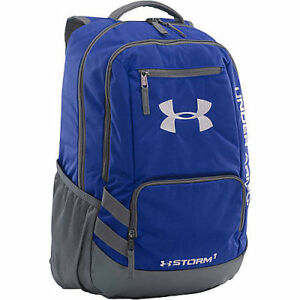 Under Armour Storm Hustle II Backpack Navy