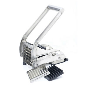 Twin Blade Potato Chipper for Chunky Chips and French Fries by Taylor's Eye Witn