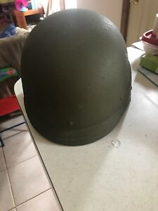 Ballistic Helmet US Military Issue PASGT Unicor Size m-8 made with Kevlar