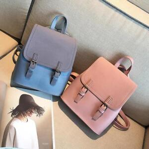 Women Backpack Small School Bookbags For Girls Fashion PU Leather Handbags Bags