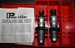 Price Drop Rare Hard To Find Pacific Durachrome 256 WIN Vintage 56757 Group G