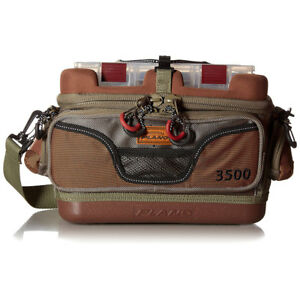Plano 3500 Guide Series Tackle Fishing Supplies & Storage Shoulder Utility Bag