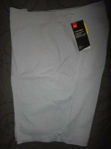 UNDER ARMOUR STORM HUNT FISHING GOLF SHORTS CARGO STYLE 38 36 34 33 MEN NWT $65