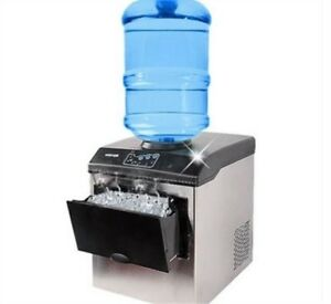 Ice Cube Making Factory Mach Ice Block Maker Machine Bullet Round Ice Commerc ua