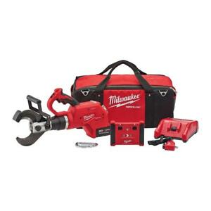 Milwaukee 18V Cordless 3 in Underground Cable Cutter Wireless Remote Kit Battery