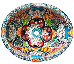 #098 MEXICAN SINK DESIGN DIFFERENT SIZES AVAILABLE