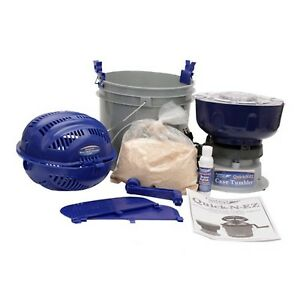 Frankford Arsenal Quick-N-EZ 110V Case Tumbler Kit for Cleaning and Polis... New