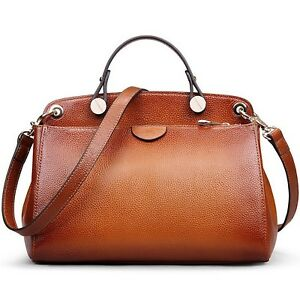 AB Earth Genuine Leather Designer Handbag for Women Clearance Doctor Styl... New