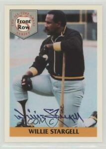 1992 Front Row The All Time Great Series Willie Stargell Autographed Auto HOF