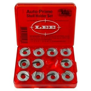 Lee Precision Auto Prime Hand Priming Tool Shellholder Package of 11 90198