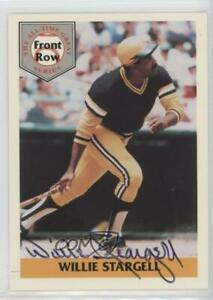 1992 Front Row The All Time Great Series Willie Stargell Autographed #4.2 HOF