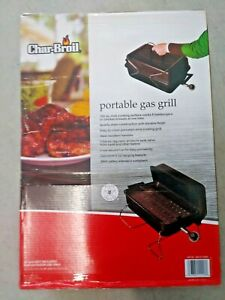 Char-Broil Portable Gas Grill ~ Brand New In Box