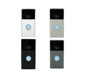 Silicone Skin Case Cover Compatible for Ring Video Doorbell 1st Generation