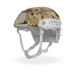Crye Precision - AirFrame Helmet Cover with Cutout - Multicam - Large