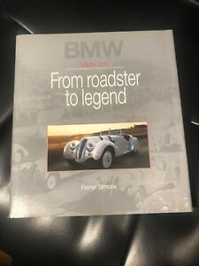 BMW 328 From Roadster to Legend
