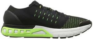 Under Armour 1285653 003 SpeedForm Europa Black Mens Running Shoes $79.50