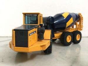 JOAL 1:50 VOLVO BM A35 6x6 Cement Mixer with piviting action.