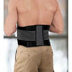 Ace Adjustable Back Brace Lightweight lumbar and abdominal Support1 ct 18 Pack