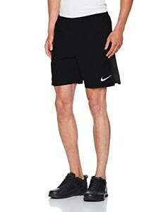 NIKE Mens Running Pull On Shorts BlackAnthracite