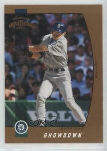 2005 Donruss Team Heroes Showdown Bronze 283 Ichiro Suzuki Seattle Mariners Card