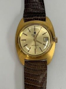Ladies Pre-owned Universal Geneve Automatic Watch