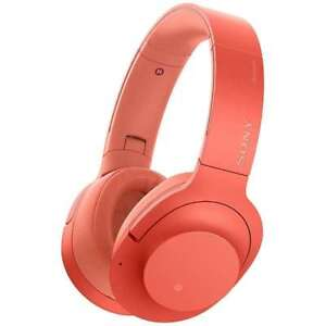 Official SONY  h.ear on 2 Wireless NC Noise Canceling Headphones WH-H900N RM