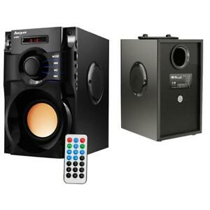 Portable Bluetooth Wireless Speaker Remote Control Mini Subwoofer Outdoor