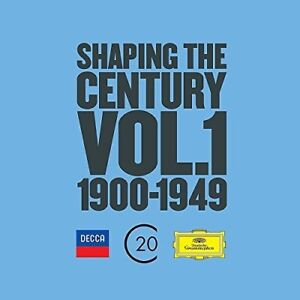 Various Artists-Shaping The Century (1900-1950) Vol.1 CD NEW