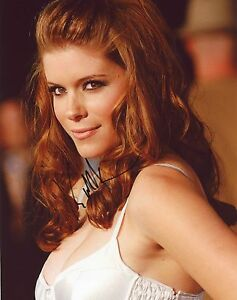 KATE MARA Authentic Hand-Signed