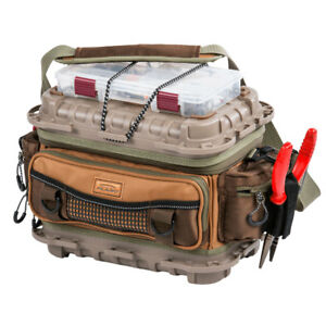 Plano 3500 Guide Series Tackle Fishing Supplies Storage Utility Bag and Case