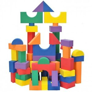 Foam Building Blocks For Toddlers Large Soft Construction Toys Girls Kids Boys
