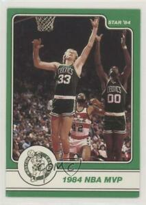 1984 Star Larry Bird #12 HOF
