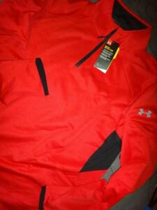 UNDER ARMOUR REACTOR COLDGEAR PULLOVER JACKET SIZE 3XLT 3XL XLT XL  NWT $79.99