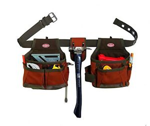 Builders Rig Bags Belts Pouches Tools Construction Storage Handy Men Gifts Work