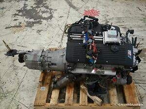 01 02 03 04 05 06 BMW M3 S54 3.2 Engine w6 Speed Manual Complete 146K Miles 141