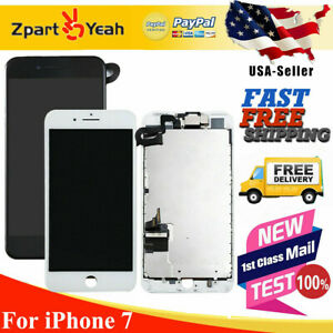 For iPhone 7 A1660 A1778 LCD Touch Screen Replacement Display Digitizer Assembly