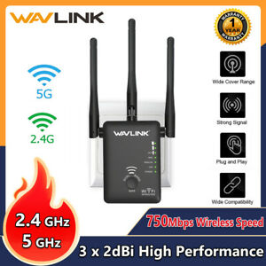 Wavlink AC1200 WIFI Repeater2.4G&5G 1200mbps Router& Wireless Range Extender